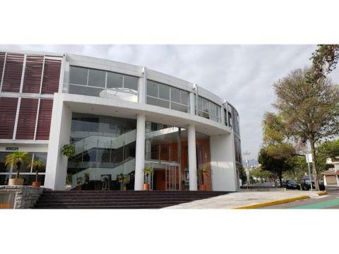 oficina esq cumbaya 60 m2 edificio corporativo