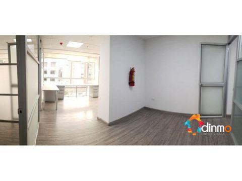 esquinera 60 m2 con divisiones oficina en arriendo quitocarolina