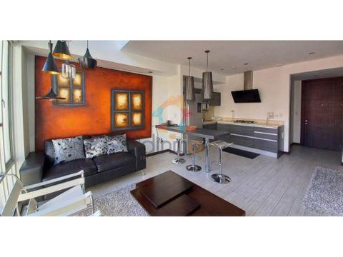 hermosa suite duplex en renta republica del salvador