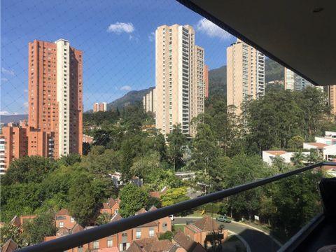 apartamento en venta en el edificio silecia el poblado san lucas