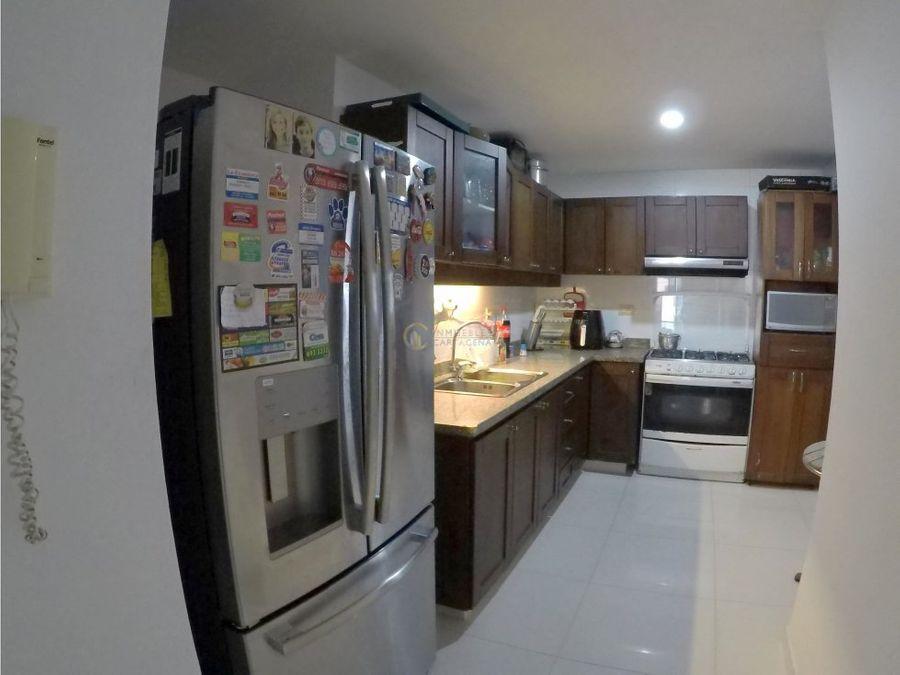 vendemos apartamento en barrio manga