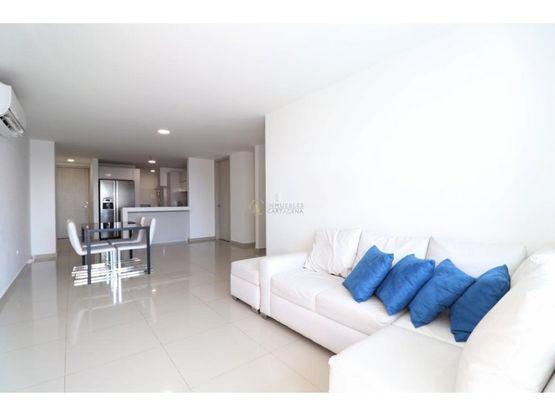 vendemos acogedor apartamento en manga cartagena