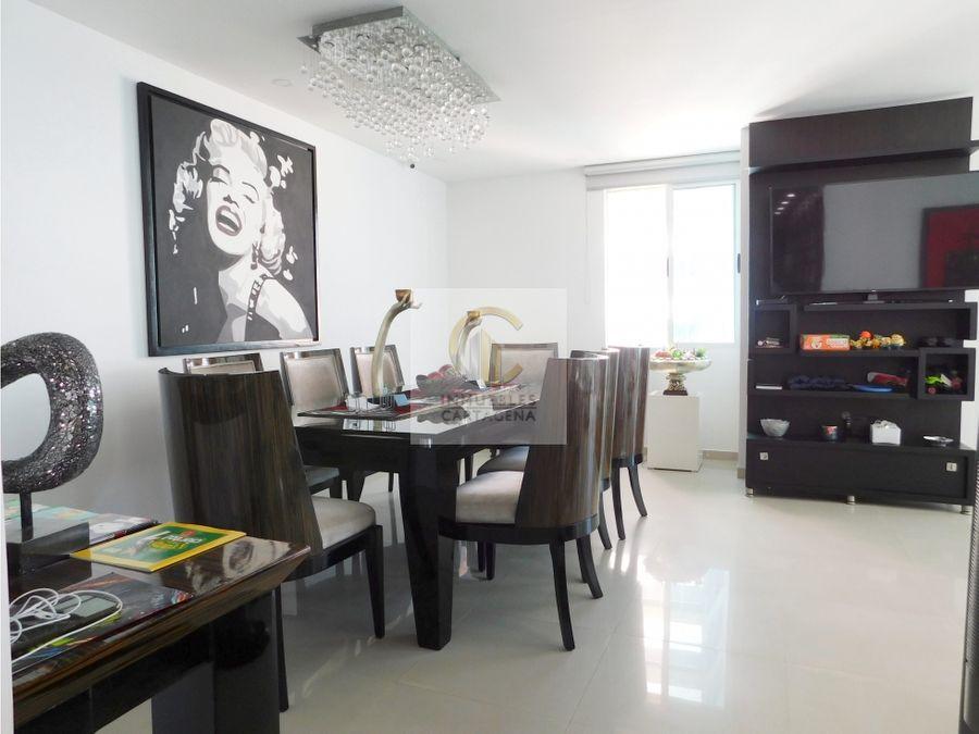 vendemos apartamento castillo grande cartagena