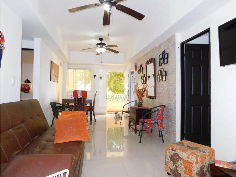 venta de apartamento barrio el prado cartagena