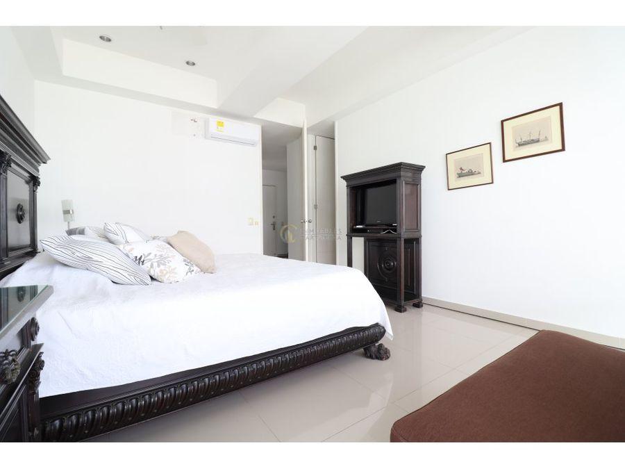 vendemos apartamento en morros cartagena