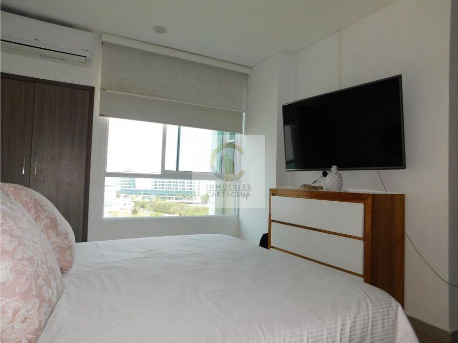 venta apartamento 3 alcobas edificio aquanova cielo mar cartagena