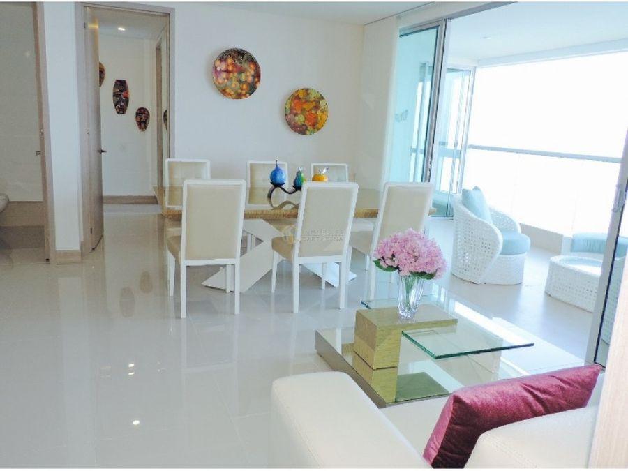 vendemos apartamento en laguito cartagena