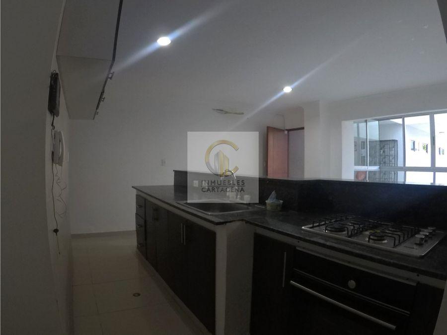 vendemos apartamento en alpes primer piso cartagena