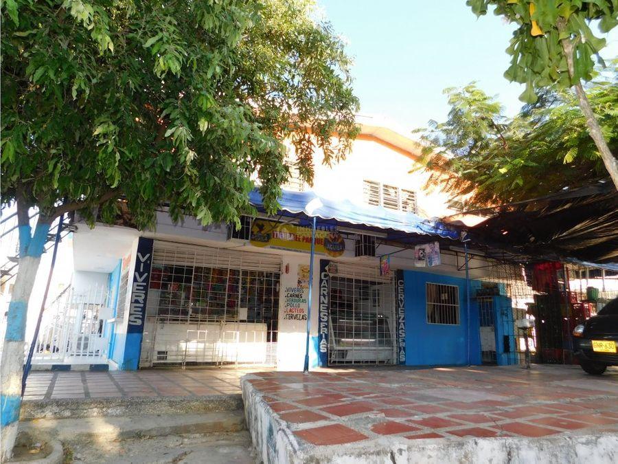 vendemos casa local en socorro cartagena