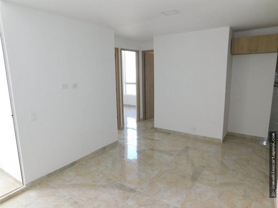 apartamento en venta en aqualina cartagena