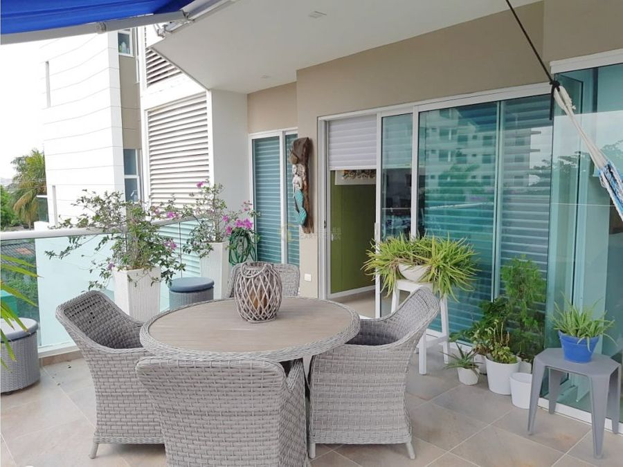 vendemos apartamento en cielo mar cartagena