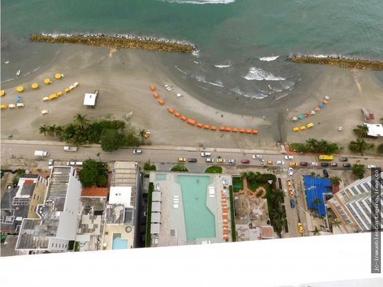 vendemos apartamento con vista al mar