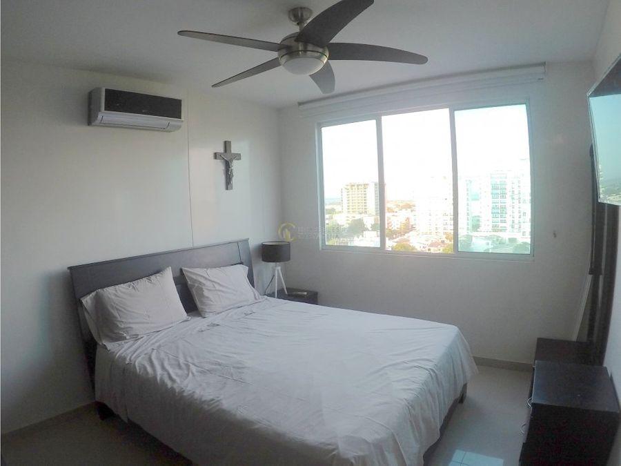 vendemos apartamento en crespo vista lateral mar