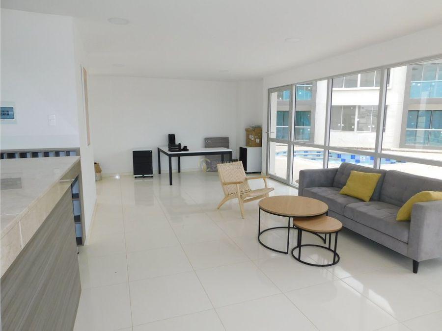 vendemos apartamento en serena del mar cartagena