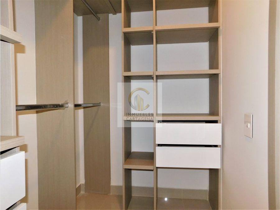 vendemos apartamento en manga miramar cartagena