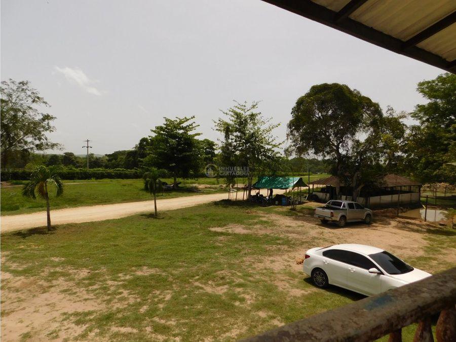 tierra linda condominio campestre turbaco