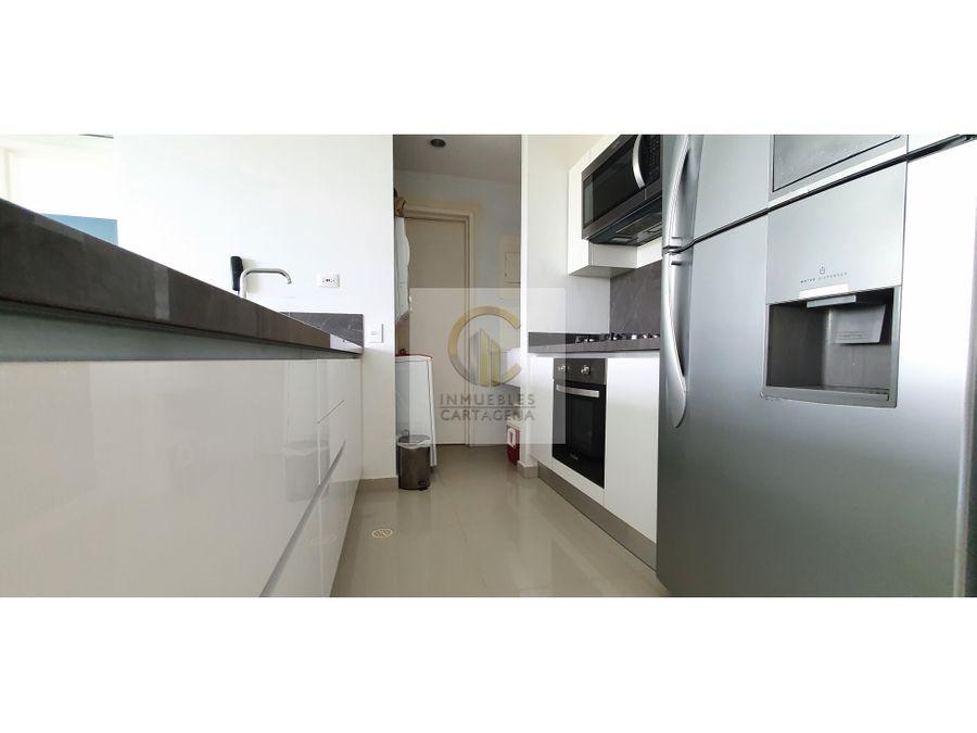 venta de apartamento en morros cartagena