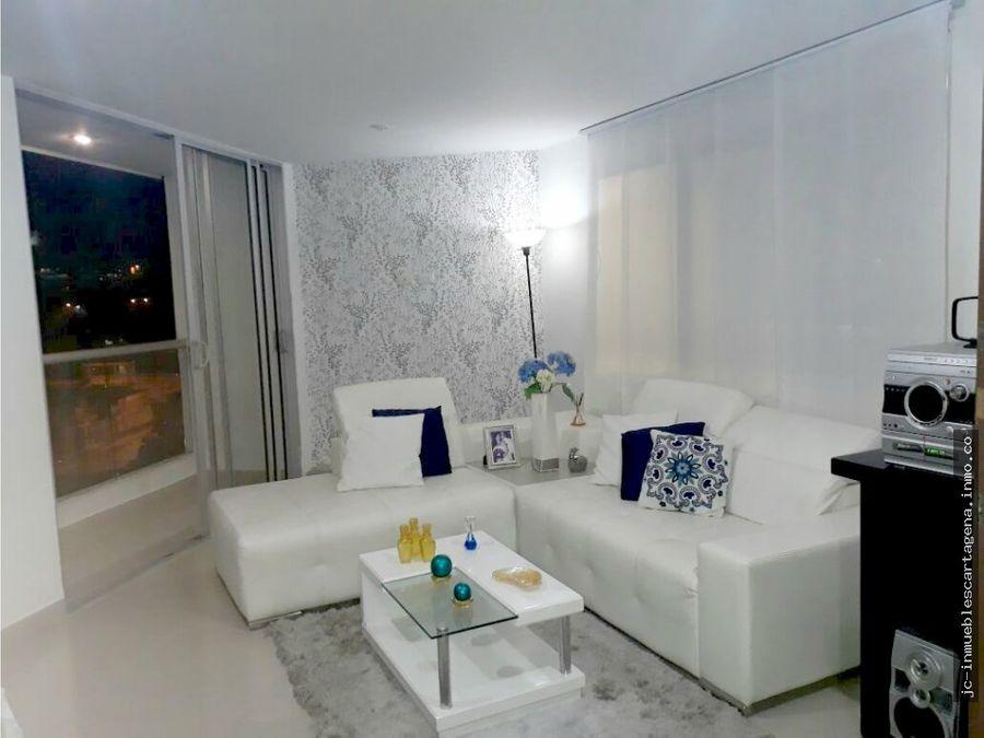 venta apartamento en villa escallon cartagena