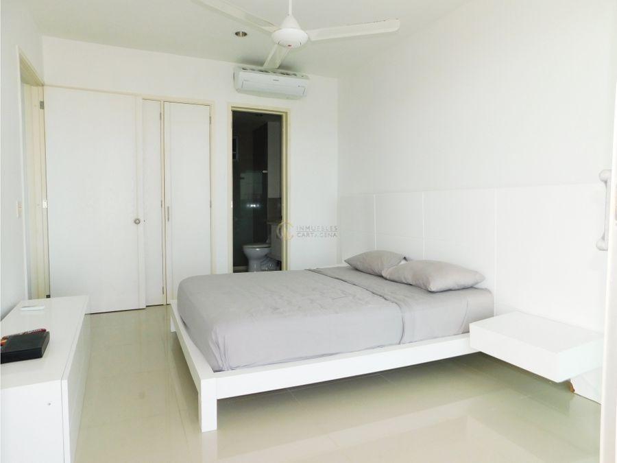 vendemos espectacular apartamento en morros cartagena