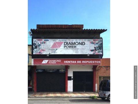 edificio en venta barquisimeto centro 20 22107 rbw