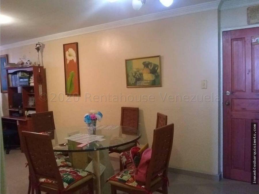 apartamento en alquiler zona este barquisimeto jrh 21 5173