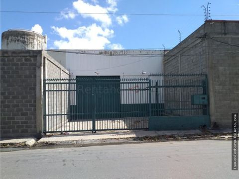 galpon en alquiler oeste de barquisimeto 21 8419 nds