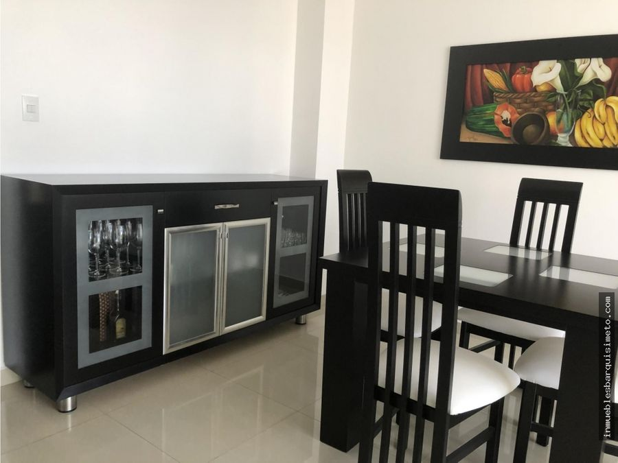 apartamento en venta en zona este barquisimeto jrh 20 19793