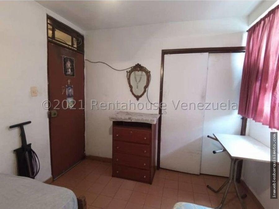 apartamento en venta p union barquisimeto 21 22183 nds