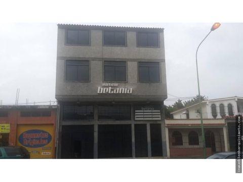 edificio en alquiler barquisimeto centro 21 4499 rbw