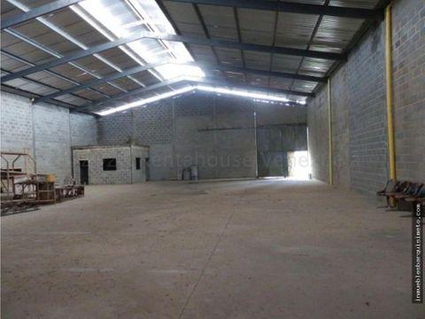 galpon industrial alquiler zona oeste barquisimeto 21 13878 nd