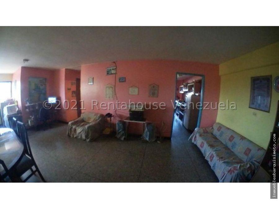apartamento en venta bqto centro 21 20865 nds