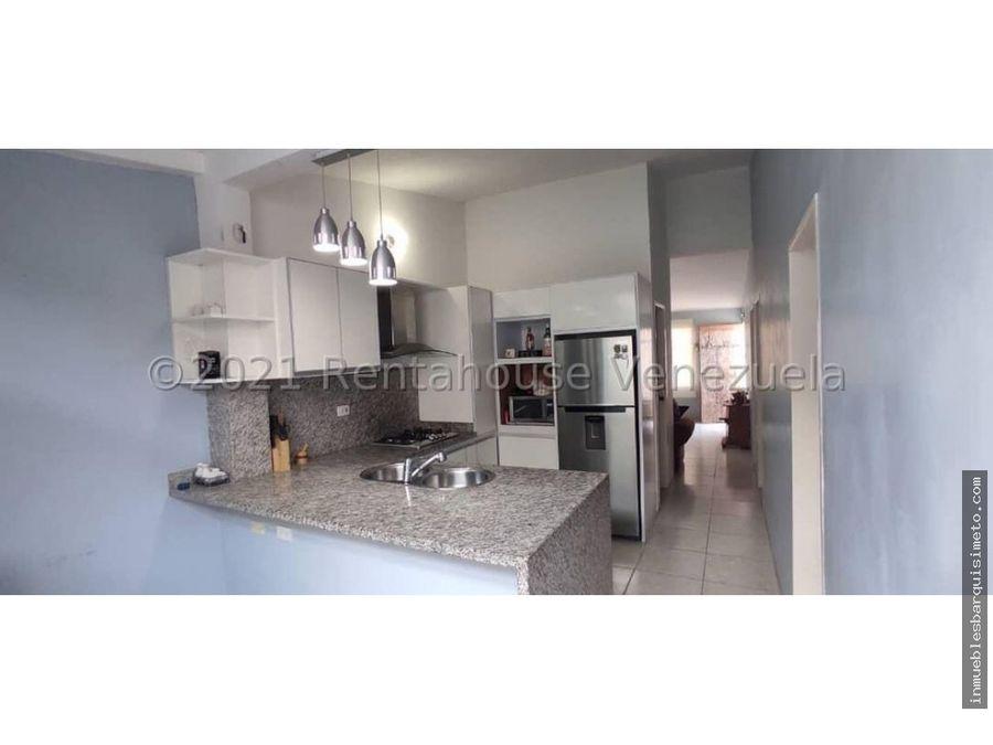 casa en venta el amanecer cabudare 21 22169 nds
