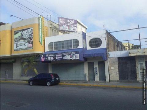 comercial en venta centro de barquisimeto 21 15596 rwa