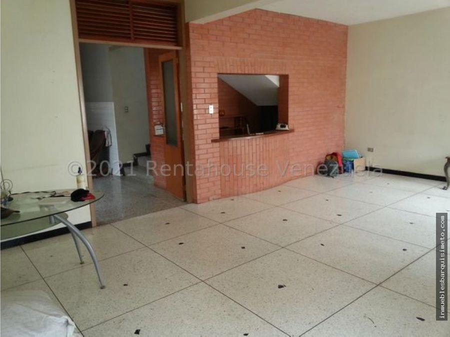 casa en venta zona oeste de barquisimeto 22 3134 jcg