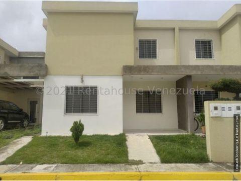 casa en alquiler trapiche villas cabudare 21 26732 jcg 04245071261