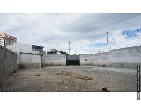 terreno en alquiler barquisimeto este mf 20 20605