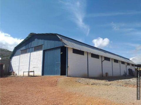 galpon en venta zona oeste barquisimeto 20 23510 mf