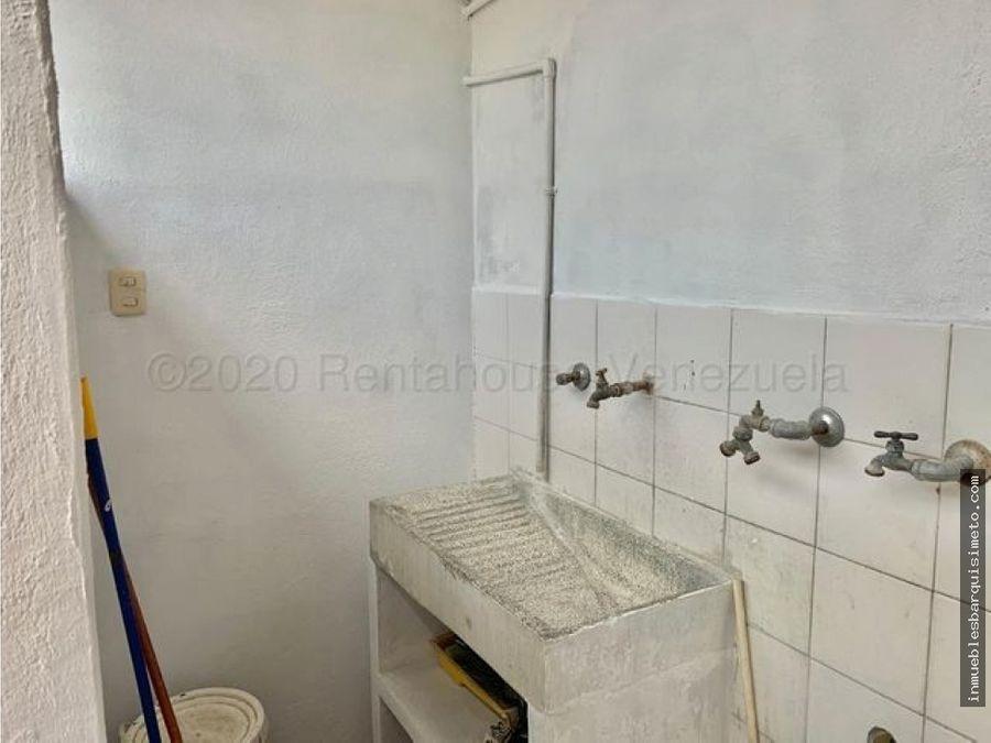 casa en alquiler villa roca cabudare 22 3262 jcg