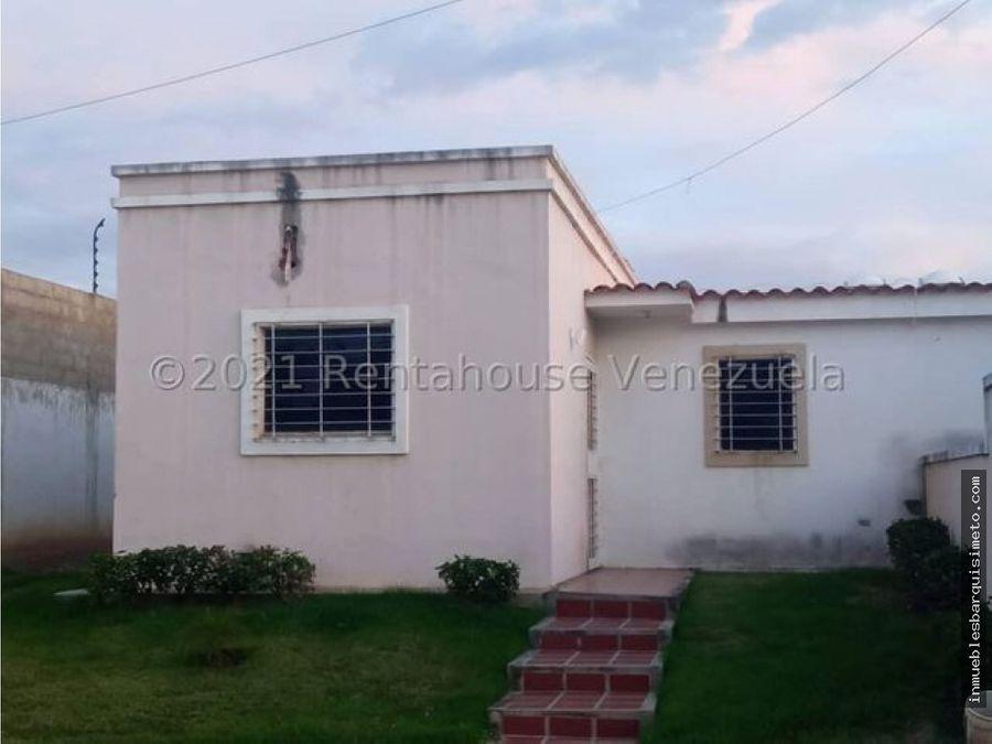 casa en venta la montanita cabudare mls 22 4511 fcb