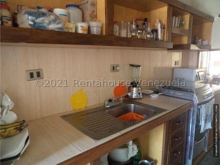 casa en venta la mora cabudare 21 22515 nds