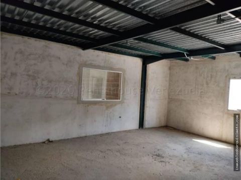 galpon en venta zona oeste barquisimeto 20 24212 mf