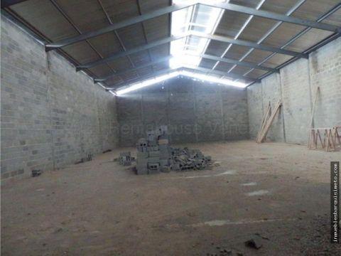 galpon industrial alquiler zona oeste barquisimeto 21 13848 nd
