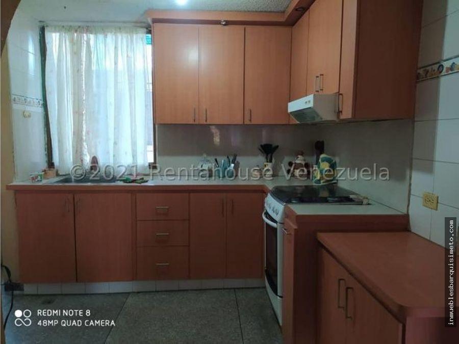apartamento en venta la mora cabudare 21 20519 nds