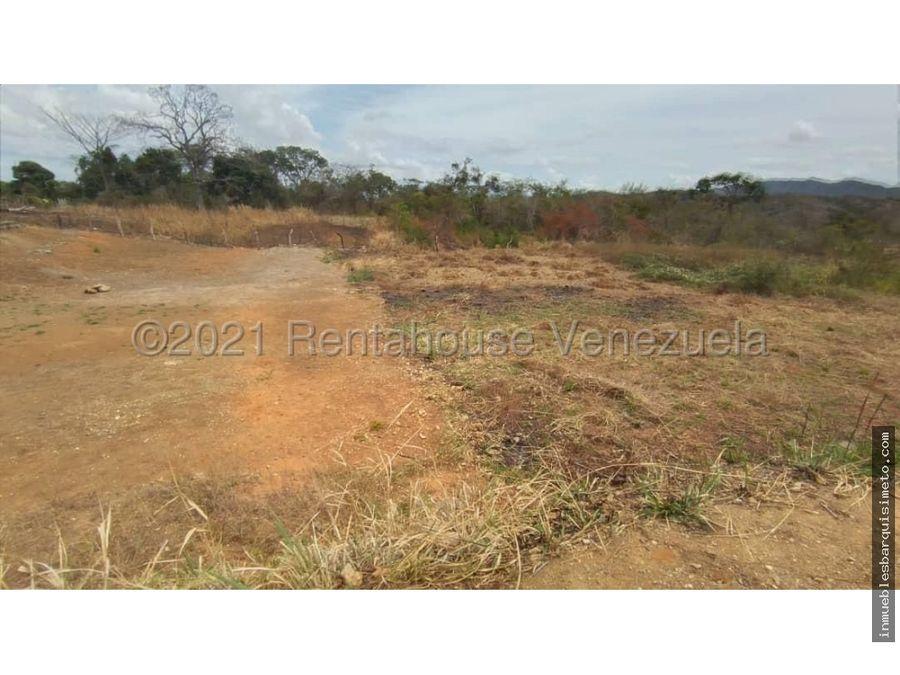 terreno en venta pjgbastidas cabudare 21 20596 nds