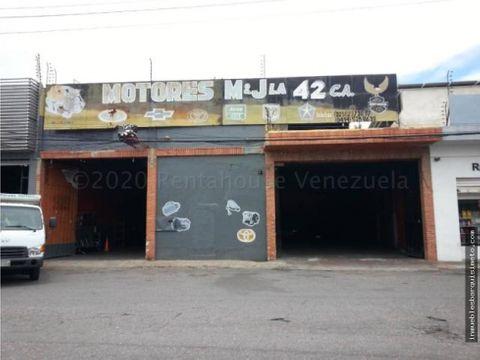 galpon en alquiler en barquisimeto oeste 20 24242 rr