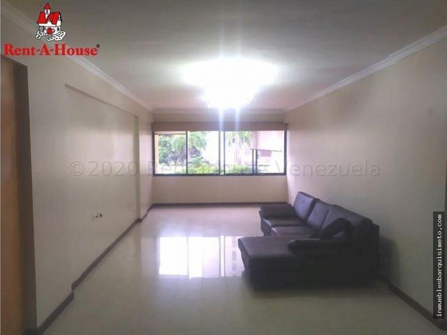 apartamento en venta el parque 21 1458 rg