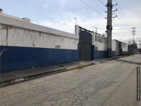 alquiler venta zona industrial galpon barquisimeto 20 10820 as