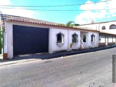 casa en venta barquisimeto centro 20 10619 mym
