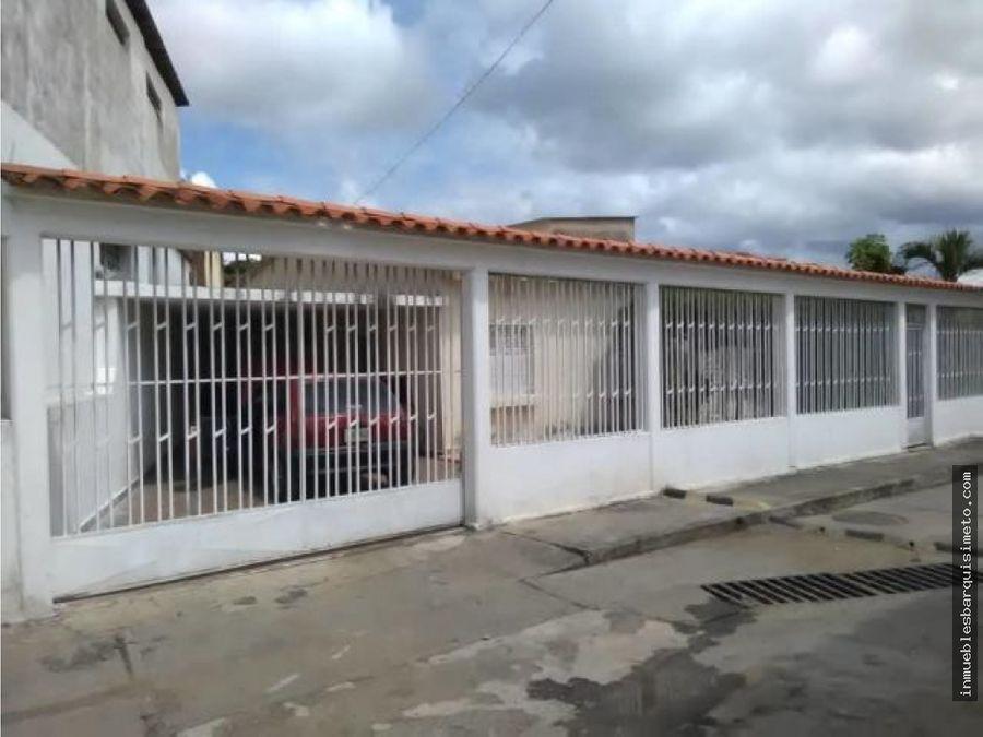 casa en venta barquisimeto parroquia catedral 20 2703 mym