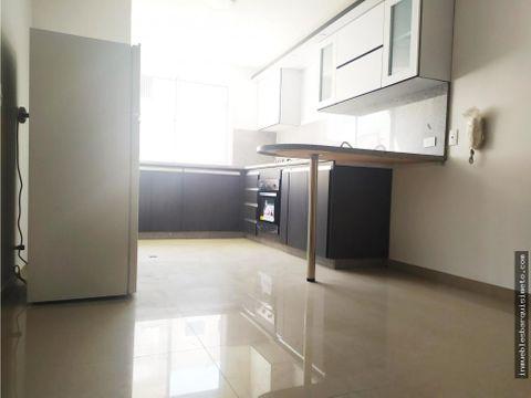 apartamento tipo estudio en alquiler zona este bqto 20 800 mmm